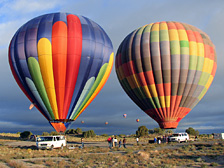 Hot Air Balloon rides in Phoenix Arizona