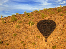 Balloon rides in Phoenix Arizona